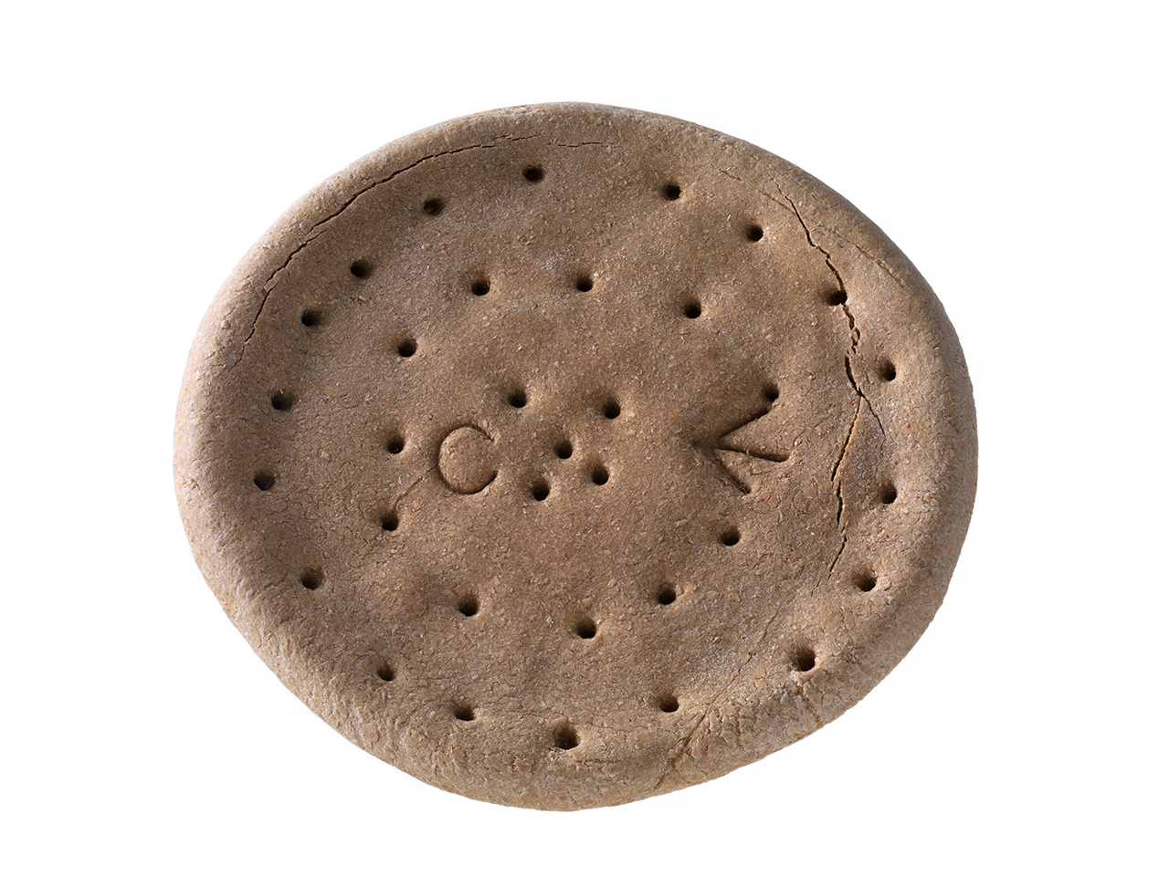 An image showing 'AAB0766; Ship's biscuit'