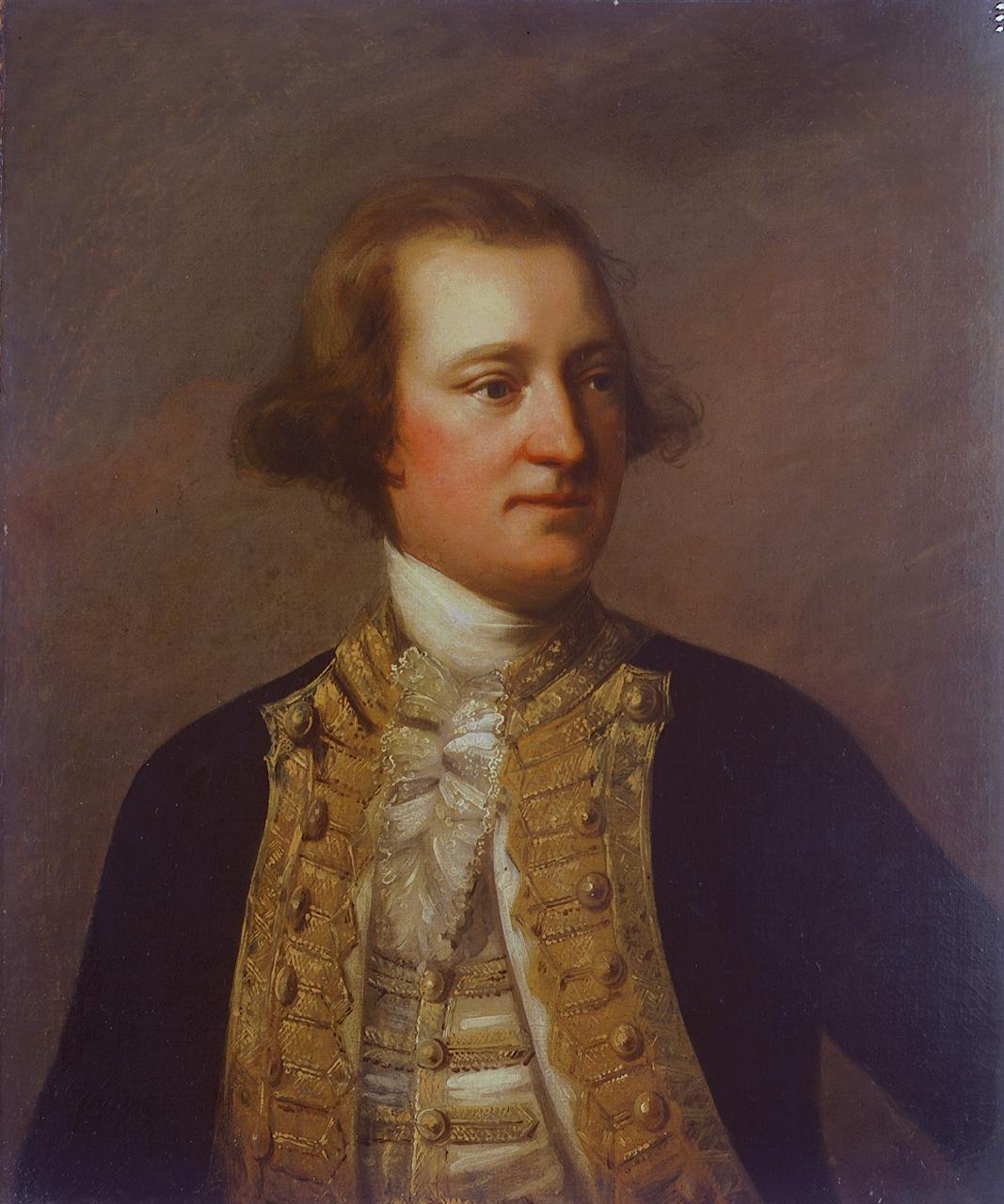 Admiral Lord George Brydges Rodney (1719-1792), 1st Baron Rodney