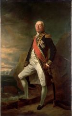 Vice-Admiral James Saumarez (1757-1836)
