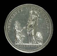 Medal commemorating the capture of Guadeloupe, 1759