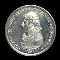 Medal commemorating the centenary of the Battle of Trafalgar 1905