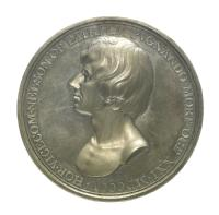 Medal commemorating Vice-Admiral Horatio Nelson (1758-1805)