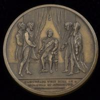 Medal commemorating the Abolition of slavery