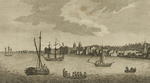 Engraved for the Modern Universal Traveller. View of Greenwich from Deptford