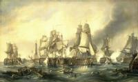 The Battle of Trafalgar, 21 October 1805: Death of Nelson