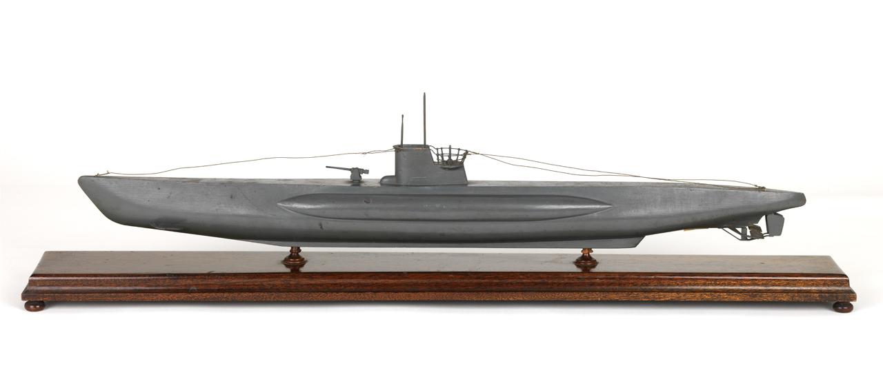 HMS Graph (1940); Fighting vessel; Submarine - National Maritime ...
