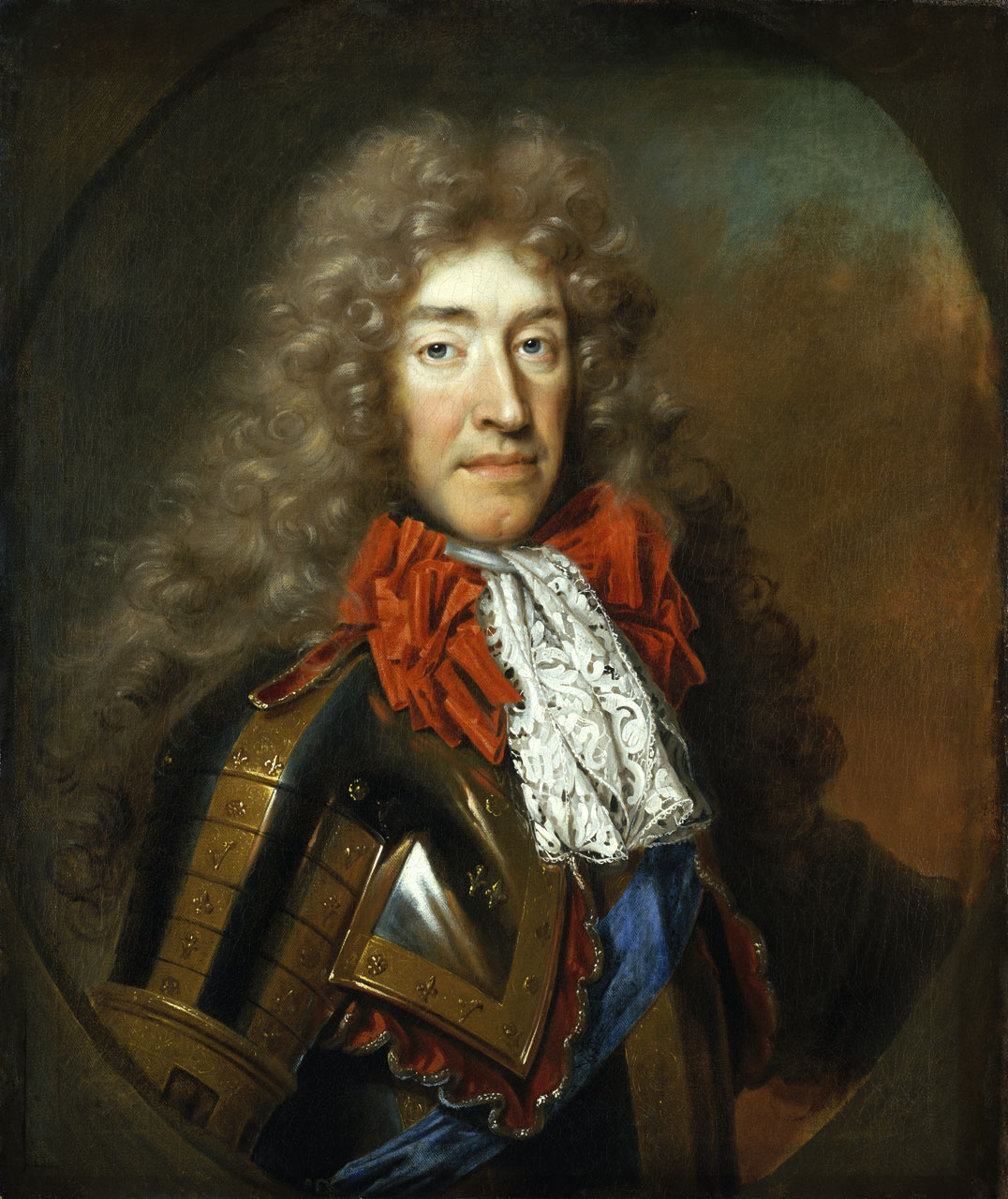 James II of England (1633-1701). This is the man whom Richard Nagle followed to St Germain en Laye near Paris where he became Secretary of State and War