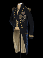 Royal Naval uniform: pattern 1795-1812 (Nelson's Trafalgar coat)